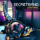 DANCE GAVIN DANCEのメンバーによるメタル/ポスト・ハードコア・バンド SECRET BAND、新曲「Lightning」、「Rabbit Hole」音源公開!