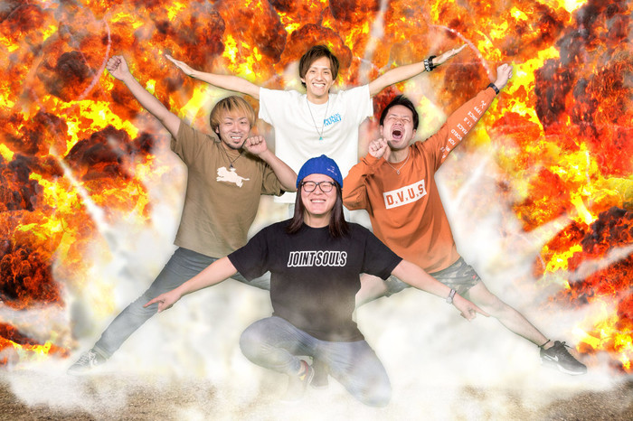 北九州発4ピース SHIMA、初となる47都道府県ツアーの6-7月公演ゲストにlocofrank、BACK LIFT、BUZZ THE BEARS、MINAMI NiNE、SABANNAMAN、Northern19ら決定!