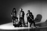 THE SLUT BANKS、4/10リリースのニュー・アルバム『NOIZ THE RIPPER』よりリード曲「BRUSH MAN」MV公開!