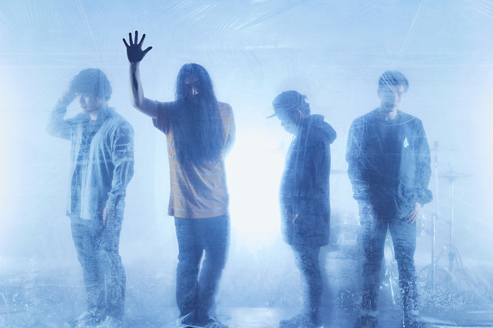 waterweed、本日4/24リリースのニュー・アルバム『Diffuse』より「Grateful song」、「Music is Music」MV公開!