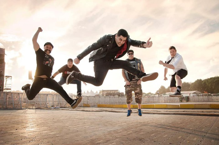 ZEBRAHEAD、EP『I Was Out Of Control』音源全曲公開!