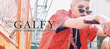 GALFY (ガルフィー)からルシアン・フェローチェの刺繍を施したTシャツ、VIRGO(ヴァルゴ)からはポンチョTシャツなどが新入荷!