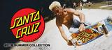 SANTA CRUZ(サンタ・クルーズ)から定番のCLASSIC DOTロゴをあしらったパーカーやSCREAMING HANDデザインが注目のTシャツなどが登場!