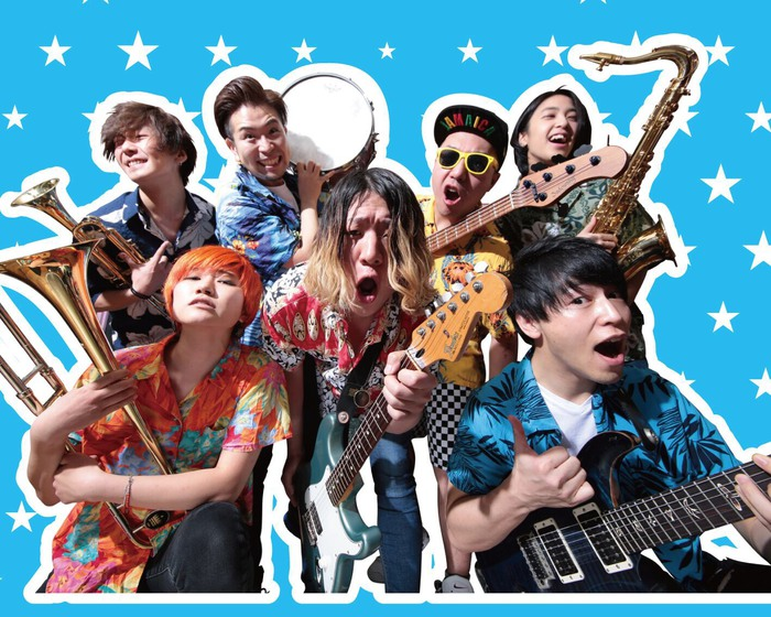 ex-SKALL HEADZのメンバーらによる新バンド MAYSON's PARTY、明日5/16リリースの配信限定シングル「SON OF A BITCH」MV公開!