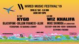 """Mike Shinoda(LINKIN PARK)、9月開催""""WIRED MUSIC FESTIVAL'19""""出演決定!"""