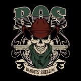 ROS、6/2に2曲入り配信限定シングル『BANDITS' SHELLING』リリース決定!