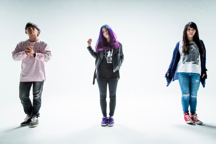 "Dizzy Sunfist、2ndシングル『STRONGER』リリース・ツアー[Dizzy Sunfist ""STRONGER"" Tour 2019]トレーラー映像公開!"