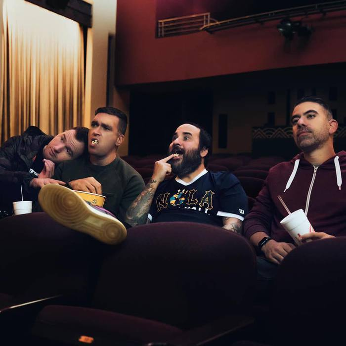 "NEW FOUND GLORY、5/3リリースの映画音楽カバーEP『From The Screen To Your Stereo 3』から""アナと雪の女王""主題歌カバー「Let It Go」MV公開!"