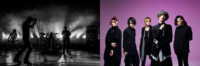 OUTRAGE × lynch.、7/21に名古屋CLUB QUATTRO30周年記念公演にてツーマン・ライヴ開催決定!