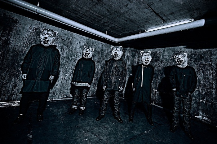 """MAN WITH A MISSION、秋のライヴハウス・ツアー""""Remember Me TOUR 2019""""追加公演開催決定!"""