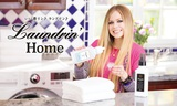 """Avril Lavigne、ファブリック・ケア&ライフスタイル・ブランド""""ランドリン""""新ミューズに就任!CM&メイキング映像公開!"""