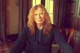 MEGADETHのフロントマン Dave Mustaine、咽頭がんと診断されたことを公表