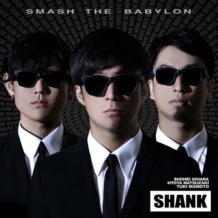 """SHANK、9月に東名阪クアトロ・ツアー""""Three Heavy Clash TOUR 2019""""開催決定!"""