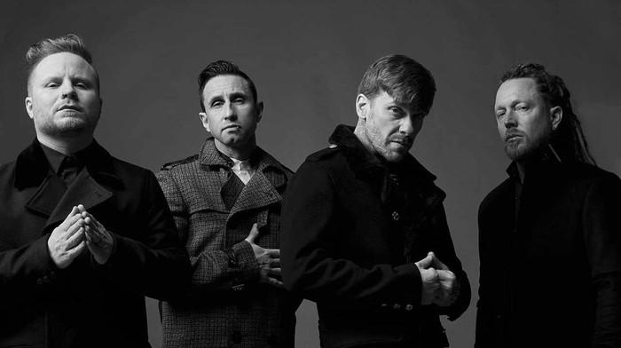 US王道ロック・シーンを代表するSHINEDOWN、最新アルバム『Attention Attention』収録曲「Get Up」のアコースティック・バージョン公開!