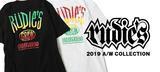 RUDIE'S(ルーディーズ)からラスタ・カラーのグラデーションが注目のTシャツやバッグ、MISHKA(ミシカ)からはKEEP WATCHサンダルなどが新入荷!