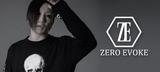 ZERO EVOKE(ゼロ・イヴォーク)からフロッキー加工や洗練されたデザインが注目のTシャツが新入荷!