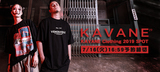 """KAVANE Clothing最新作、期間限定予約開始!今作のテーマ""""ESCORT""""に沿ったデザインや新カラーも交え復刻したTシャツなどがラインナップ!"""