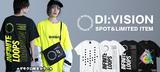 DI:VISIONから完売していたTシャツやタクティカル・パンツ、SABBAT13からは切り返しが特徴的なチェック・シャツなどが登場!