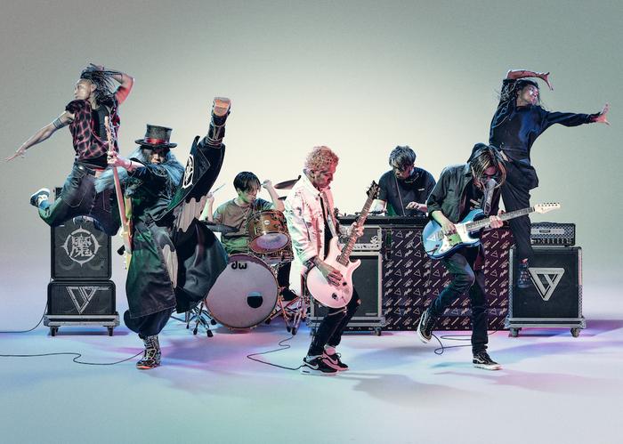 Dragon Ash、約2年ぶり新曲「Fly Over」本日7/10配信リリース!