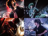 RED in BLUE、8/21に販売店舗限定シングル「FRANKEN MUSIC」リリース決定!9月に東京&広島でレコ発イベント開催、地元広島は無料ワンマン・ライヴ!