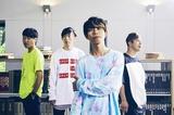 AIRFLIP、10/9リリースのメジャー1stフル・アルバム『NEO-N』詳細発表!自主企画イベント&レコ発ツアー開催も!
