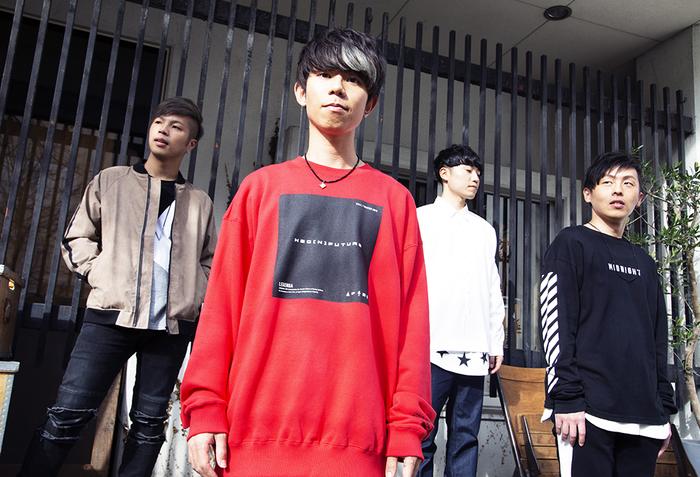 AIRFLIP、レコ発ツアー東名阪ファイナル・シリーズの最終ゲストにPOETASTERが決定!