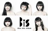BiS、マネージャー 渡辺淳之介歌唱で話題の新曲を含むアルバム収録曲2曲を無料公開!