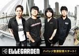 ELLEGARDEN、ハイレゾ配信解禁!明日7/20よりオリジナル・アルバム6タイトルがmoraで配信開始!