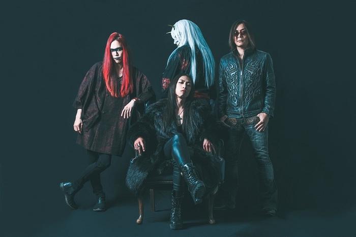 GYZE、ニュー・アルバム『ASIAN CHAOS』がドイツのメタル・レーベル OUT OF LINEより北米、欧州リリース決定!