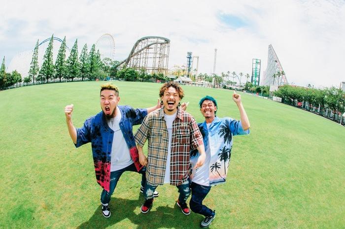 "WANIMA、10/5にナガシマスパーランドにて""WANIMA Summer Trap!! Release Party""開催決定!"