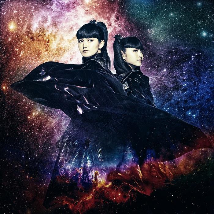 BABYMETAL、3rdアルバム『METAL GALAXY』詳細発表!Tak Matsumoto(B'z)、Alissa(ARCH ENEMY)、Joakim Brodén(SABATON)、Tim Henson&Scott LePage(POLYPHIA)らゲスト参加!