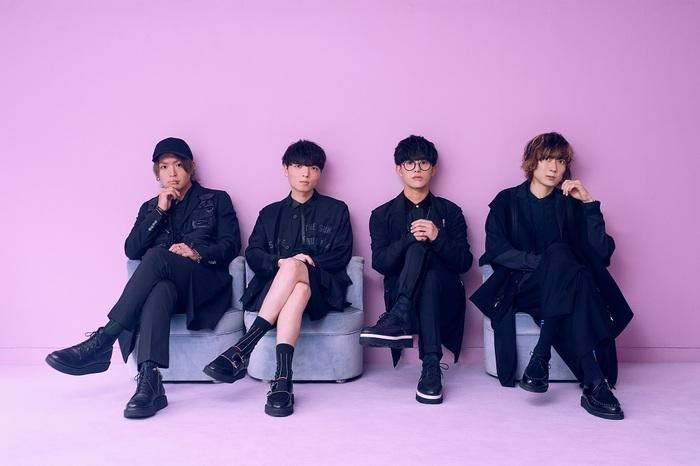 BLUE ENCOUNT、9/11リリースのニュー・シングル『バッドパラドックス』初回盤より椎名林檎カバー曲「ギブス」先行配信スタート!