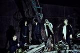 "a crowd of rebellion、12/1 Zepp Diver City TOKYOにてワンマン""The revenge -00:00-""開催決定!""Utopia tour""追加公演として大阪&名古屋でのワンマンも!"