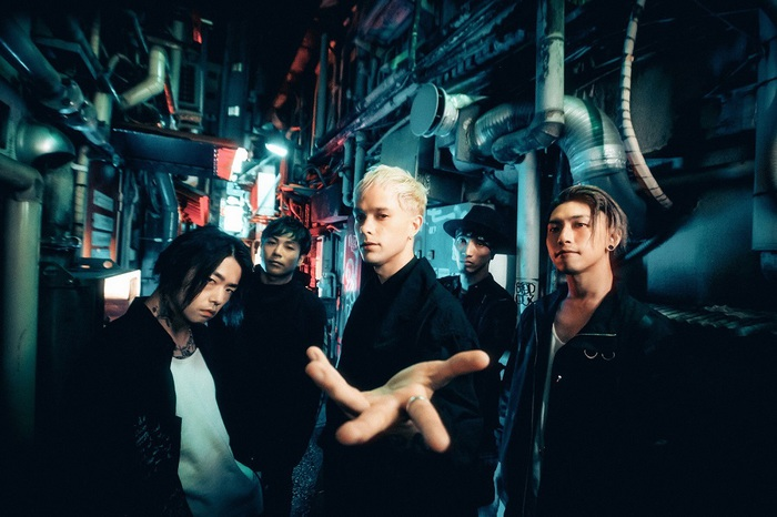 "coldrain、ニュー・アルバム『THE SIDE EFFECTS』より「MAYDAY (feat. Ryo from Crystal Lake)」がTVアニメ""炎炎ノ消防隊""OP曲に決定!表題曲MV公開も!"