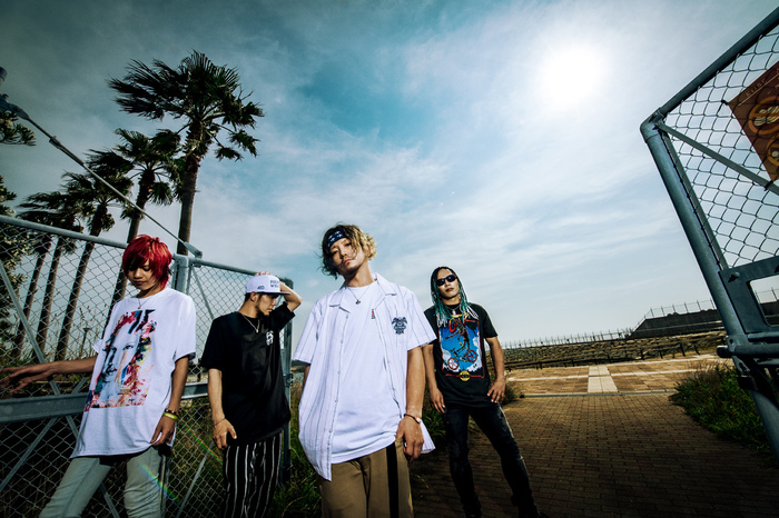 KNOCK OUT MONKEY、8/14配信シングル『Highest Mountain』リリース!