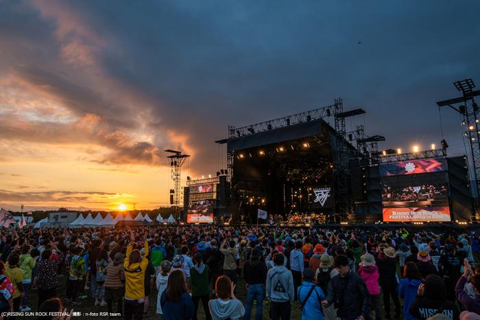 """RISING SUN ROCK FESTIVAL 2020 in EZO""""、来年8/14-15に開催決定 ..."""