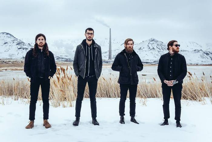 THE DEVIL WEARS PRADA、ニュー・アルバム『The Act』10/11リリース決定!収録曲「Lines Of Your Hands」音源も公開!