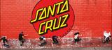 SANTA CRUZを大特集!ラインとサークル状のブランド・ロゴがアクセントになった定番のロンTやハイ・ソックスなど新作続々入荷中!