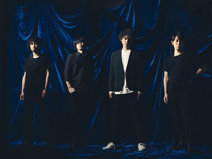 9mm Parabellum Bullet、9/25ニュー・アルバム『DEEP BLUE』ツアー・リハーサル・スタジオよりライヴ生配信決定!