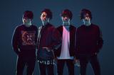 BLACK SWEET、格段進化を遂げた2ndフル・アルバム『The Lights』11/20リリース決定!YUHKI(GALNERYUS)が全曲サウンド・プロデュース!