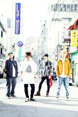 MISTY、ミニ・アルバム『With Your Buddies』レコ発ツアー・ゲスト第1弾にSPARK SPEAKER、onepage、SEPTALUCKら発表!
