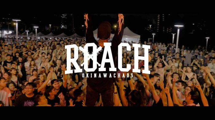 ROACH、台湾ロック・フェスやツアーの映像で作られたMV「Breathe」公開!