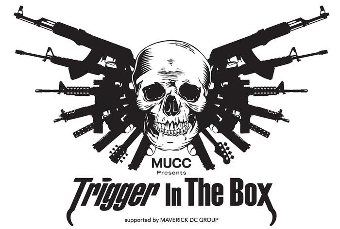 """12/28開催の年末恒例イベント、""""JACK IN THE BOX""""をMUCCがジャック!HYDE、D'ERLANGER、OLDCODEXら第1弾出演アーティストも発表!"""
