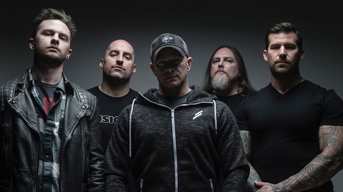 ALL THAT REMAINS、最新アルバム『Victim Of The New Disease』よりDanny Worsnop(ASKING ALEXANDRIA)をフィーチャーした「Just Tell Me Something」MV公開!