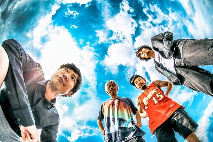 アシュラシンドローム、10/5会場&配信限定リリースの2ndシングル『Over the Sun』ジャケ写&新アー写公開!10/5には渋谷CLUB QUATTROにてワンマン開催!