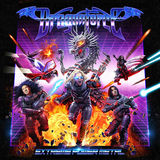 DRAGONFORCE、9/27リリースのニュー・アルバム『Extreme Power Metal』より新曲「Razorblade Meltdown」MV公開!