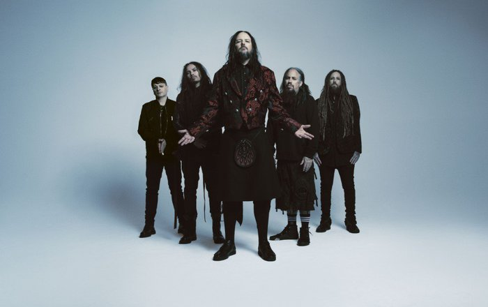 """KORN、9/13リリースのニュー・アルバム『The Nothing』収録曲「Can You Hear Me」ヴィジュアライザー&""""The Nothing Podcast""""トレーラー映像公開!"""
