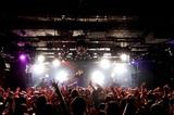 5人組ロック・バンド 極東ロマンス、初のライヴ・ダイジェスト映像公開!追加公演のワンマン・ライヴ詳細も発表!