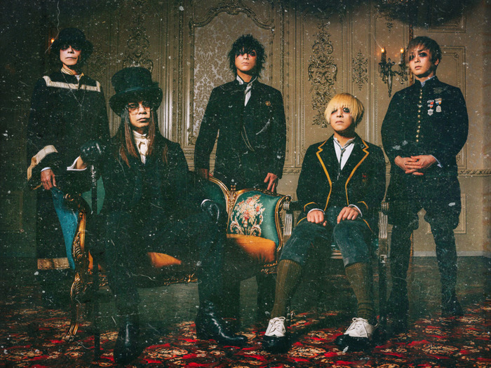 "MUCC、10/2に渋谷 WWW Xで""Free space ~MUCC DEMO TAPE公開レコーディング 関西編~""開催決定!"