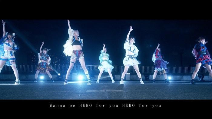 """楽曲派ミクスチャー・ロック・アイドル 神使轟く、激情の如く。、ファンに捧げる決意の""""神曲""""「不器用HERO」フルMV公開!"""